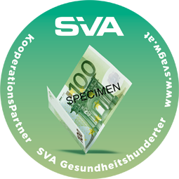 SVA Gesundheitshunderter Kooperationspartner